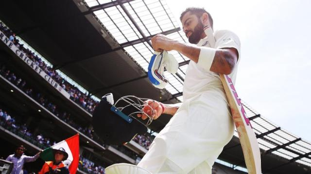 Kohli consolidated his spot at the top of the pile