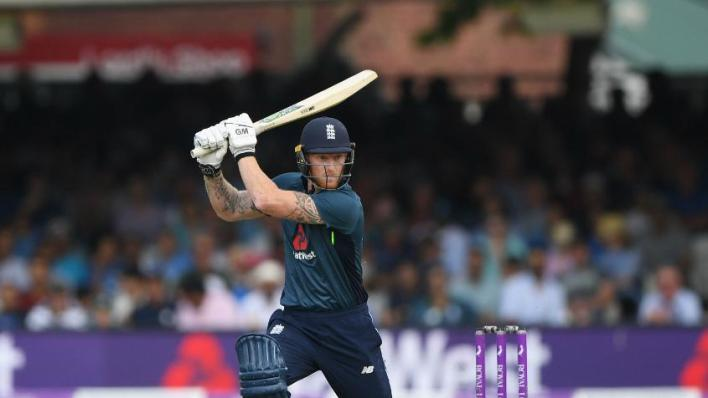 Ben Stokes scored 313 runs at an average of 44.71, and also chipped in with five wickets