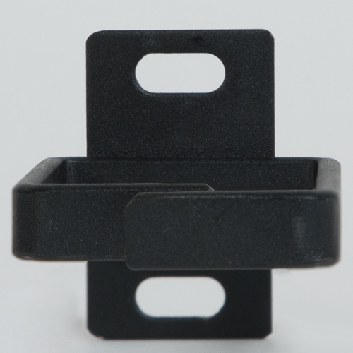 "1.7"" Single Cable Management Ring in 10 Pack - Front"