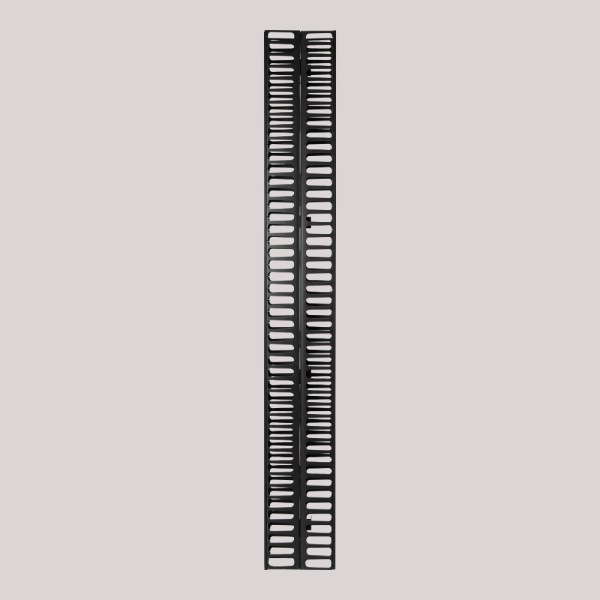 78 Inch Double-Sided Vertical Finger Ducts Side Mount Side ICCMSCMA83