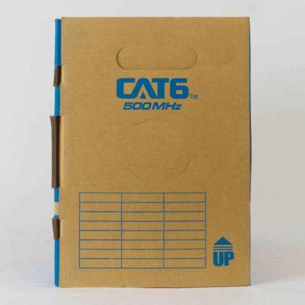 CAT6 Bulk Cable UTP Riser Front ICCABR6VBL