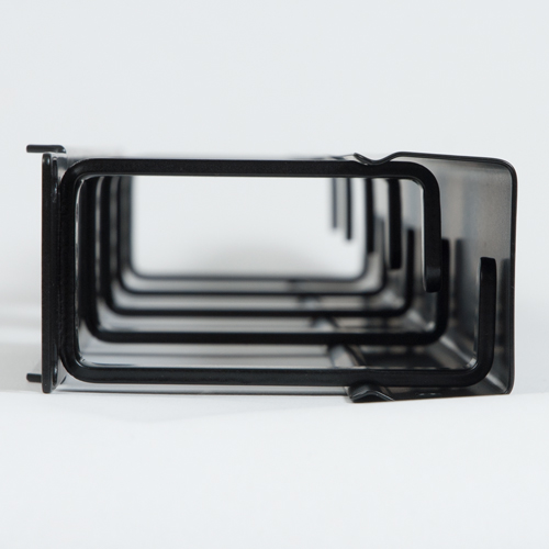 Metal Vertical Ring Panel with Cover - Slide