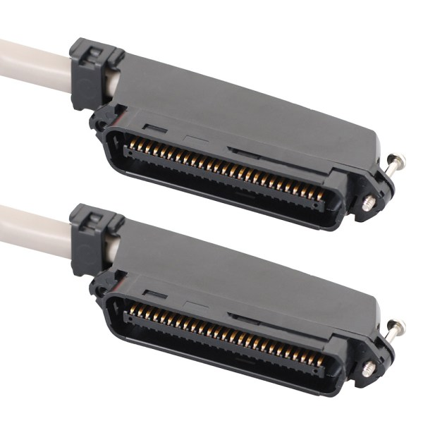 Male to Male Telco Cable Assembly in 25 Pair
