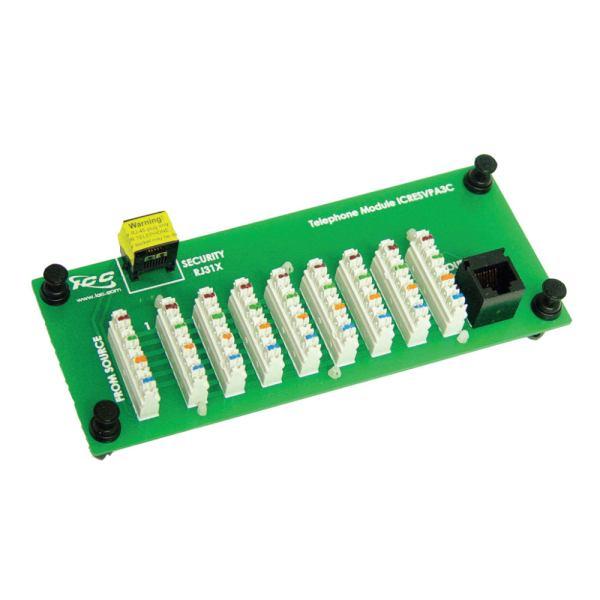 Telephone Expansion module RJ-31X 8 Ports ICRESVPA3C