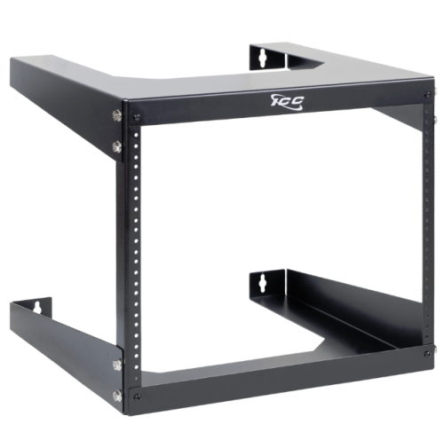Wall Mount Rack in 8 RMS