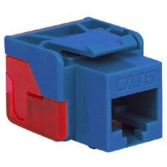 CAT 6 RJ45 Keystone Jack for EZ Style