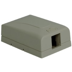 Elite Surface Mount Box with 1 Port