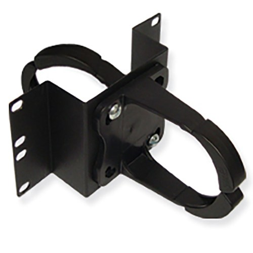 """3"""" Double Horizontal Cable Management Ring"""