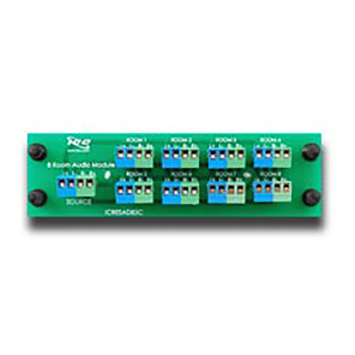 Audio Module with 8 Ports