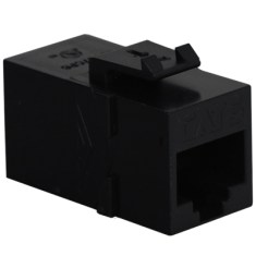 CAT 6 RJ45 Keystone Coupler for HD Style in Bulk 25 Pack
