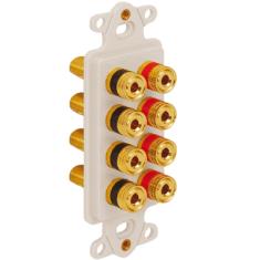 Decorex Insert with 8 Binding Post