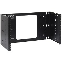 "6"" EZ-Fold Deep Wall Mount Bracket in 6 RMS"