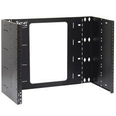 "6"" EZ-Fold Deep Wall Mount Bracket in 8 RMS"