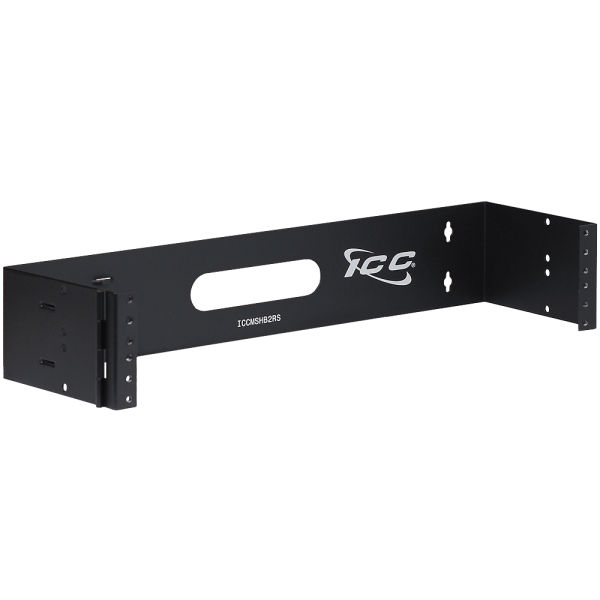 Wall Mount Hinged Bracket in 2 RMS