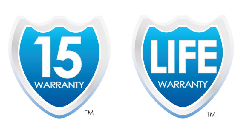 Warranty Logos