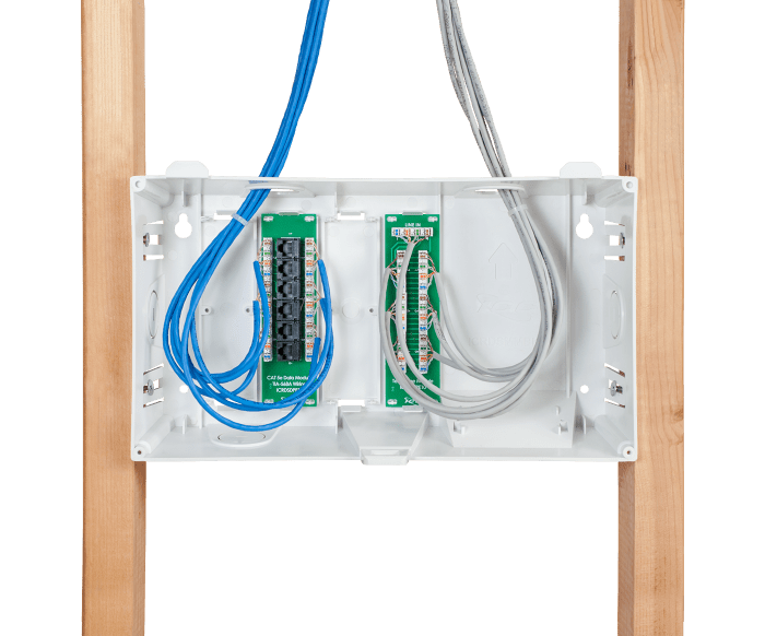 "8"" Wiring Enclosure for Bulk Savings"