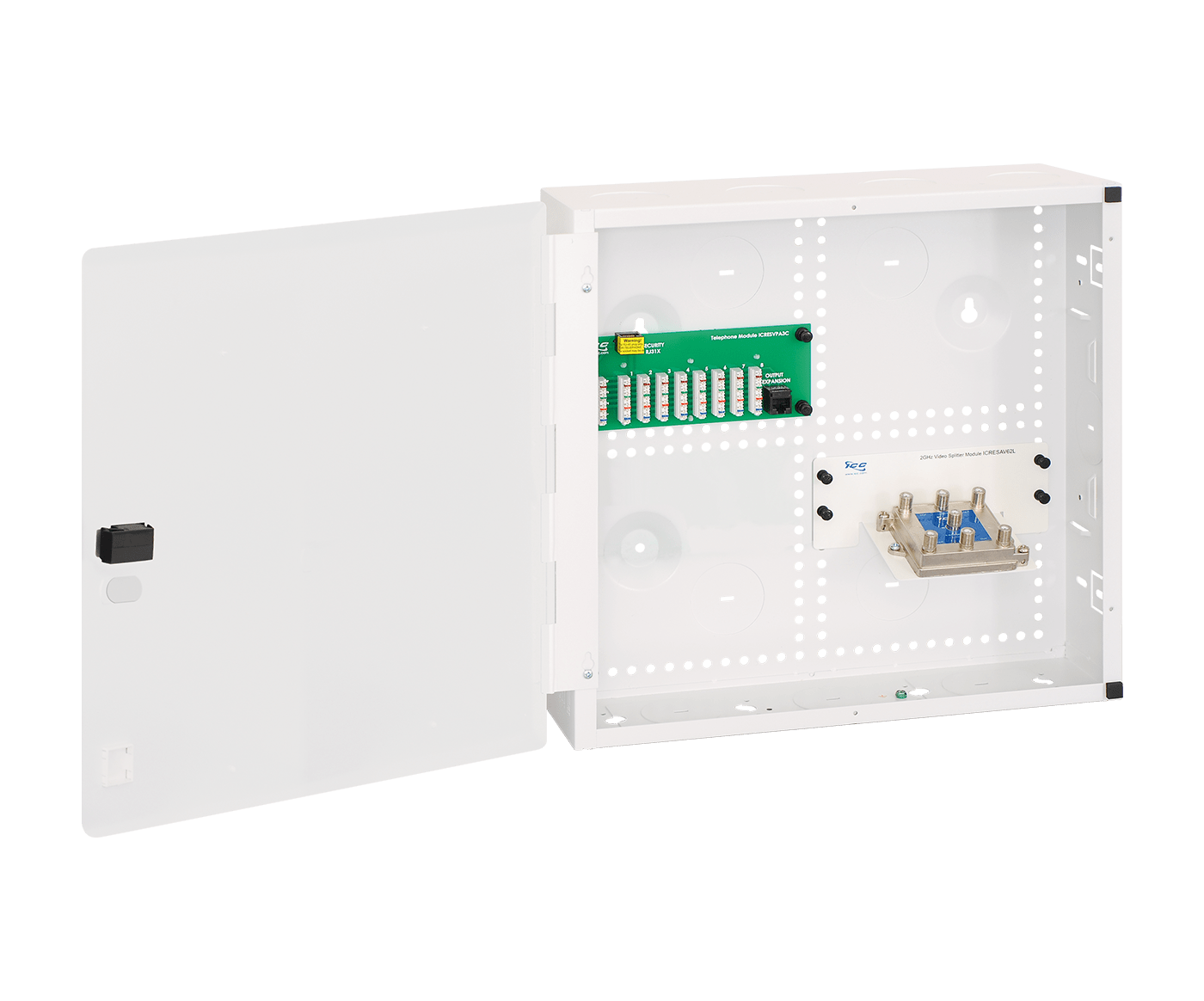 Icc Structured Wiring Diagram Online Cabinet Residential Enclosures Solutions