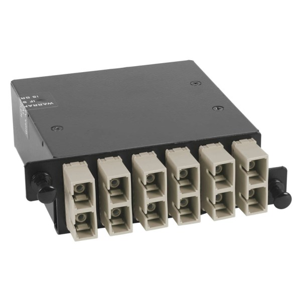 icfc12mch5-sc-mpo-fiber-optic-hd-cassette-beige-multimode-adapters-12-om2-fibers-1000