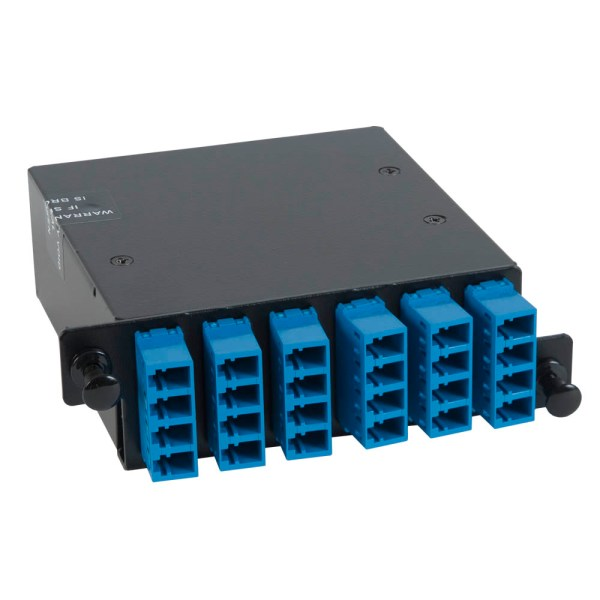 icfc24slh9-lc-mpo-fiber-optic-hd-cassette-blue-singlemode-adapters-24-os1-fiber-1000