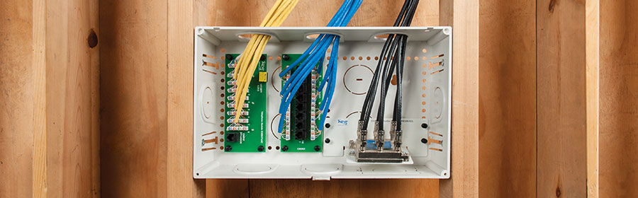 Below Are Wiring Diagrams For The Cat5 Wired Intercom System