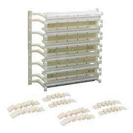 110 CAT5e Wiring Block Kit in 300 Pair IC110w3004