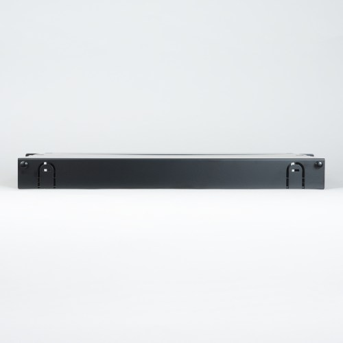 Fiber Optic Rack Mount Enclosure 4 Panel 1 RMS Back