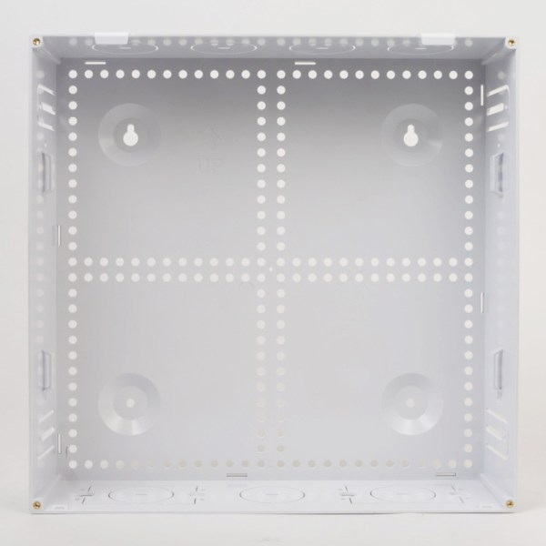 14-inch Plastic Wiring Enclosure Front ICRESDP14E