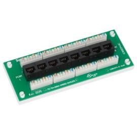 icresdpa2u-8-port-cat5e-data-module-universal-mounting-base