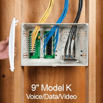 9 inch Model K - Voice, Video, and Data