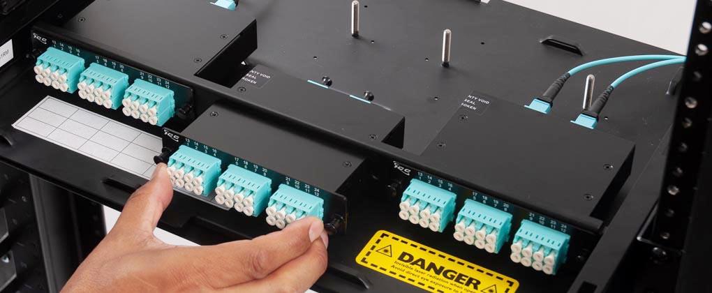 ICC Classic MPO Cassette (LGX Compatible)