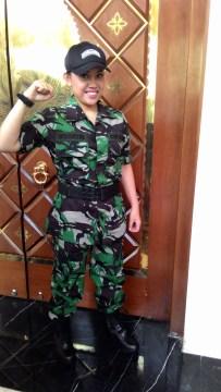 Arya Kristina, Team Leader Customer Service PT KAI (Persero)