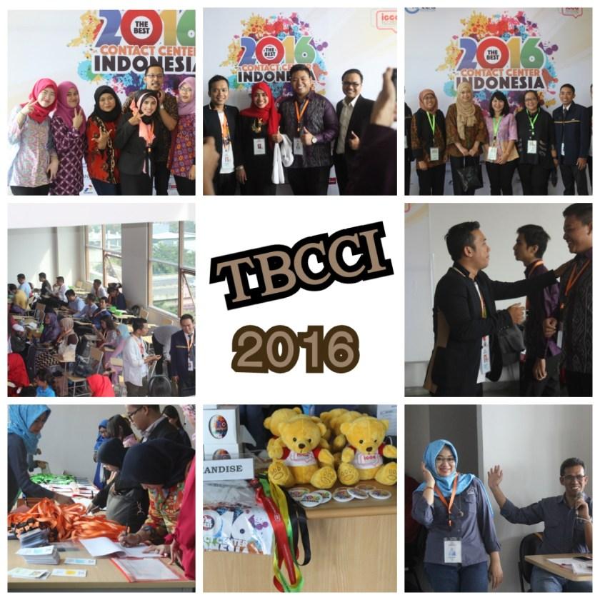 Suasana TBCCI 2016 hari pertama.