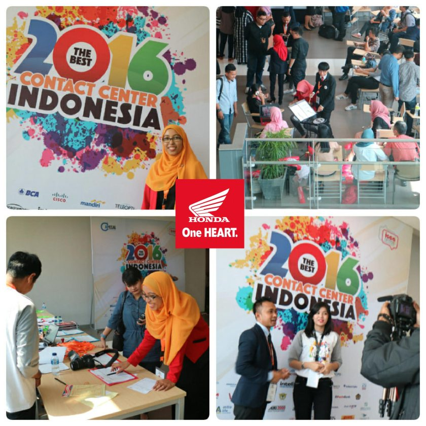Euphoria Hari Ketiga The Best Contact Center indonesia 2016