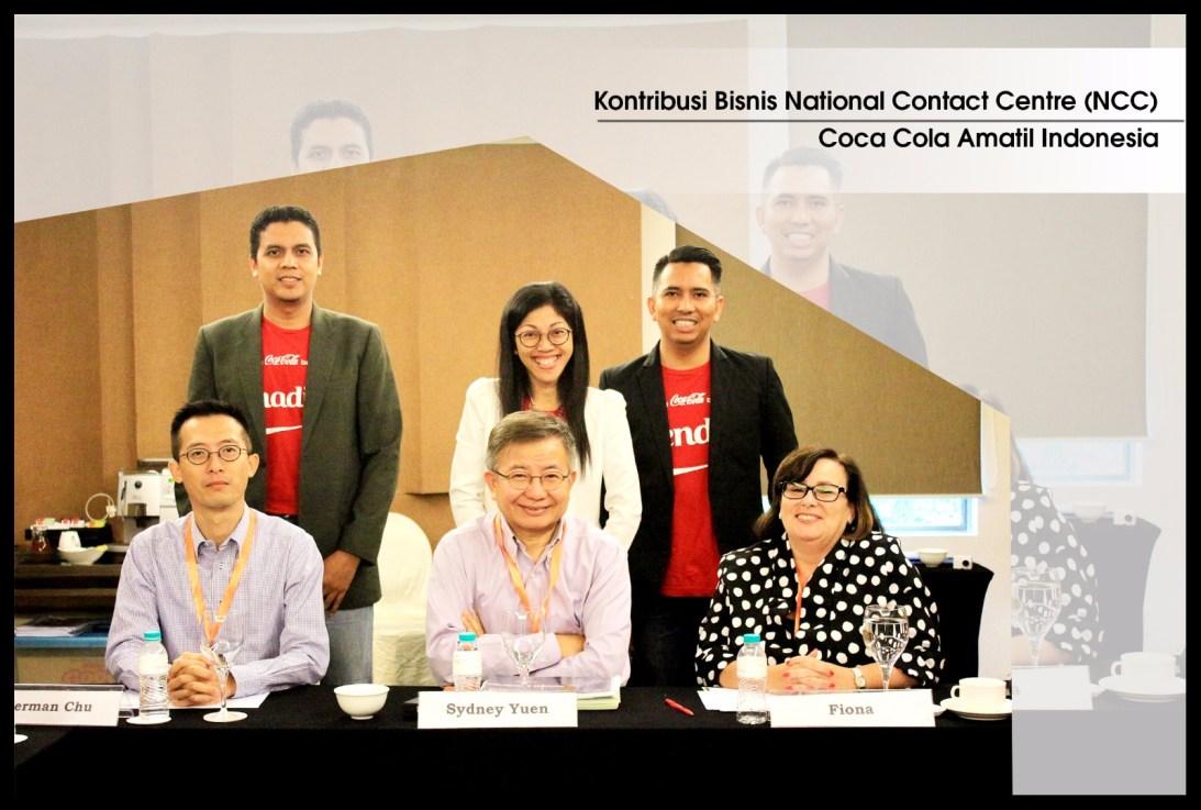 Kontribusi Bisnis National Contact Centre (NCC)