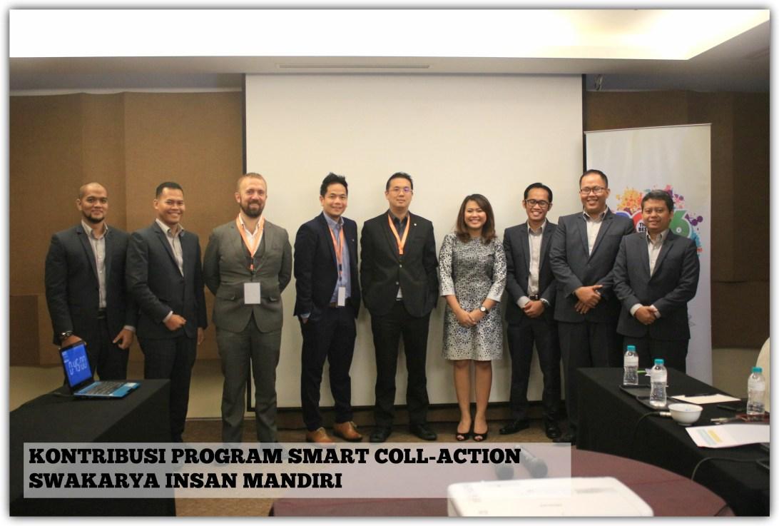 Kontribusi Program Smart Coll-Action