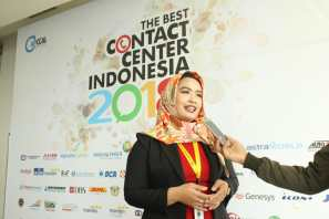 Interview bersama Dian Wulandari Kategori Agent English Contact Centre