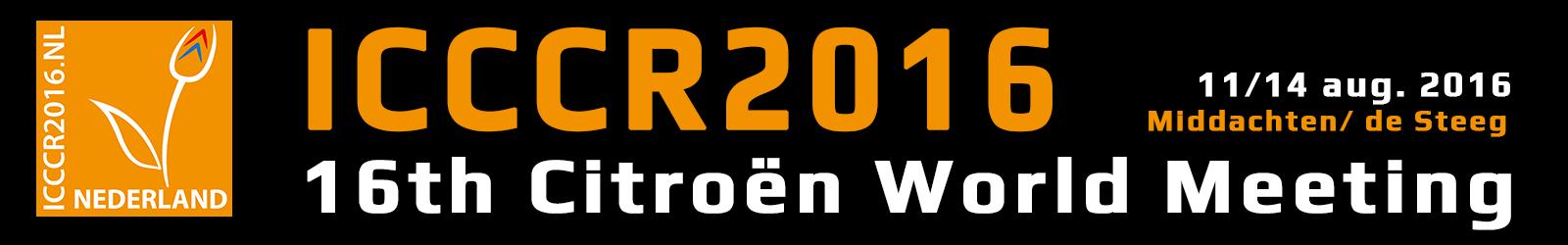 16th Citroën Worldmeeting!