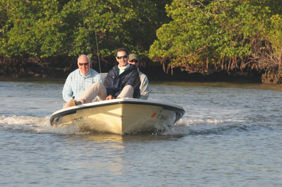 fly fishing charters in naples