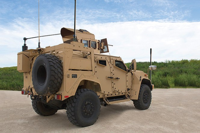 Lockheed Martin Has Officially Lodged A Protest Over The Government S Decision To Award Humvee Replacing Joint Light Tactical Vehicle Jltv Contract