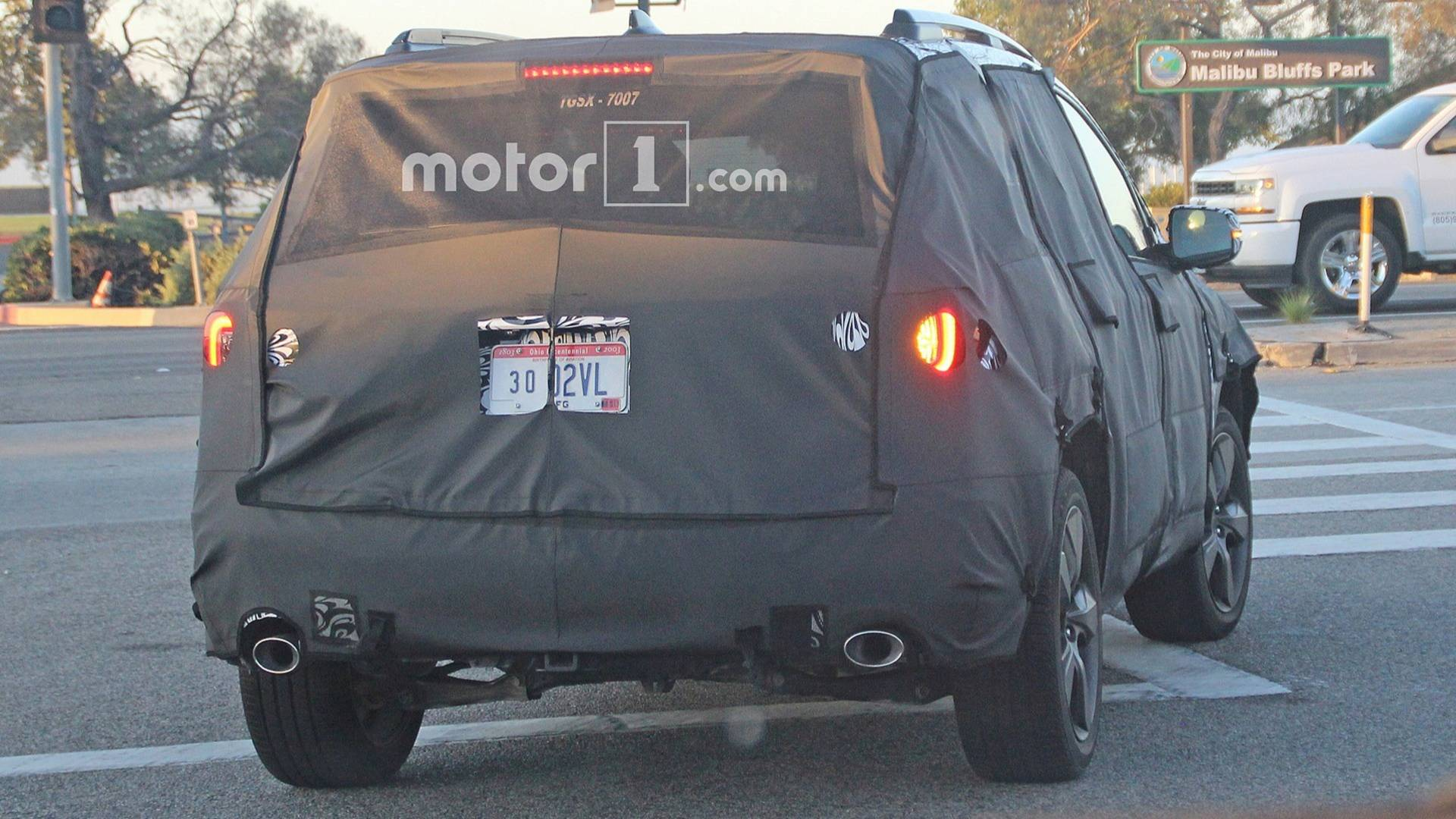 New Honda Passport Spotted For The First Time