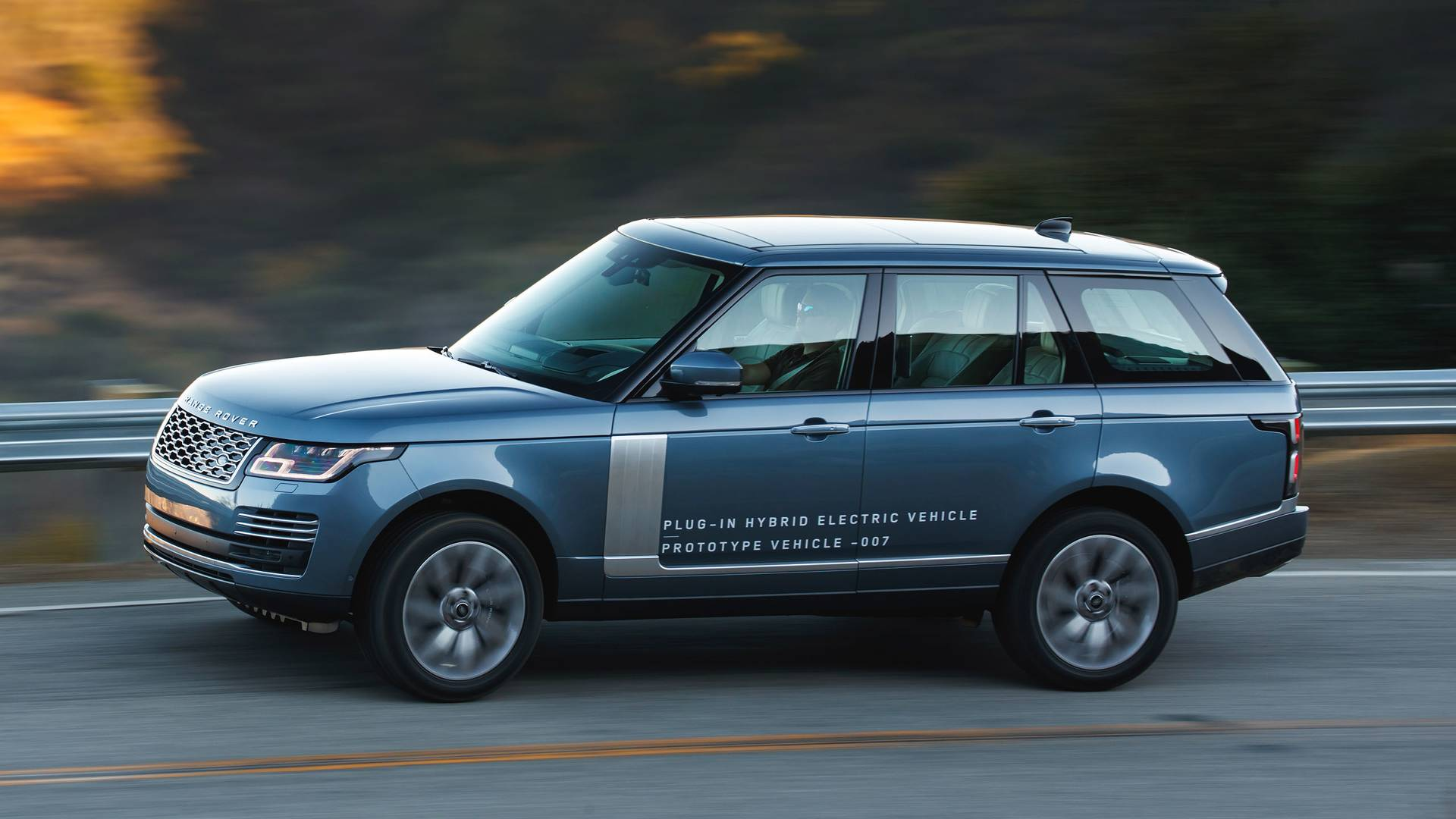 2019 Land Rover Range Rover P400e First Drive Never Stop Exploring