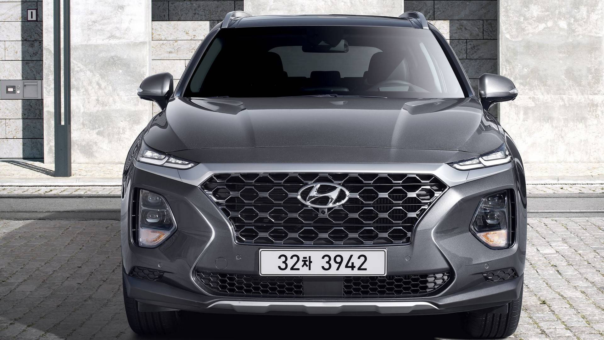 2018 4th Generation Hyundai Sante Fe Korean Talk