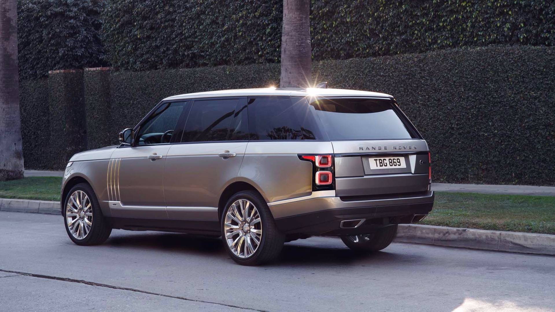 Land Rover Hints At Ultra Luxurious Range Rover With Two Doors