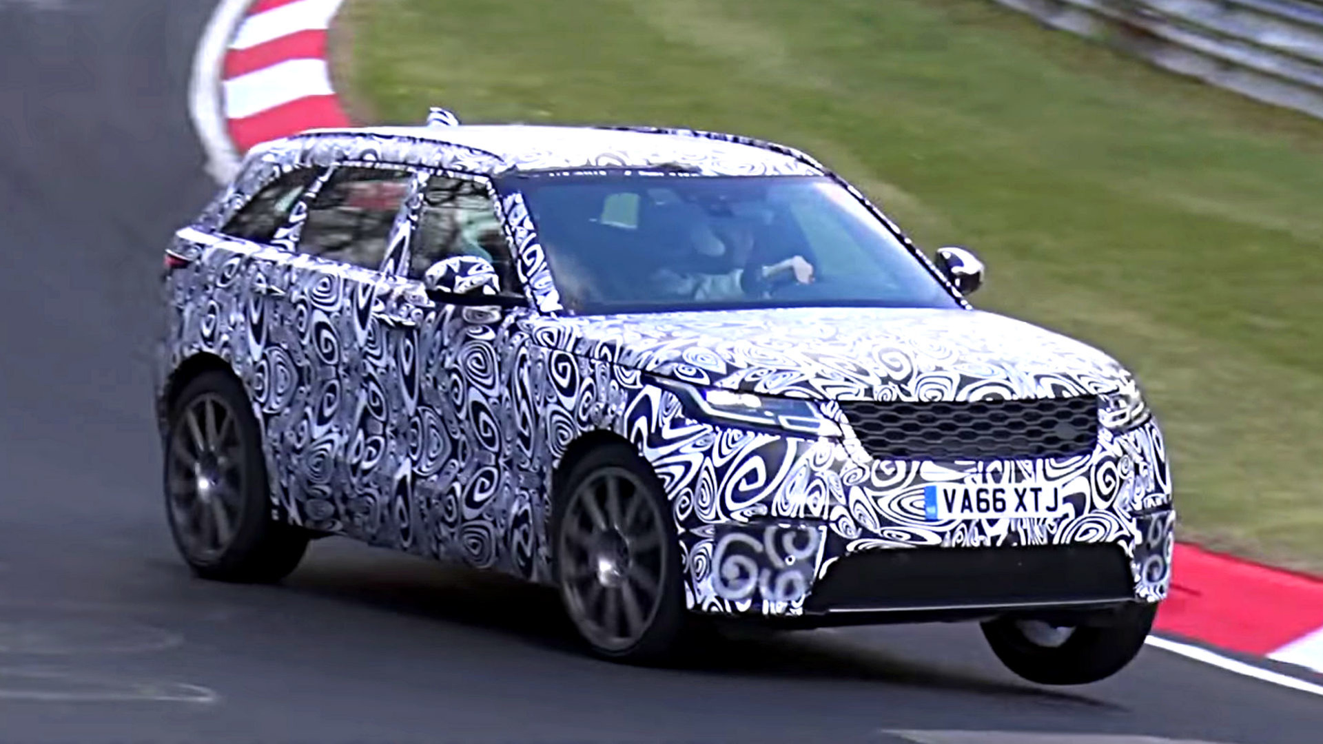 Land Rover Range Rover Velar News Articles and Press Releases