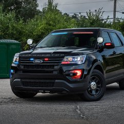 2017 Ford Ranger Spotlight Wiring Diagram Of Electrical In Home The Police Interceptor Utility Is Going Stealth