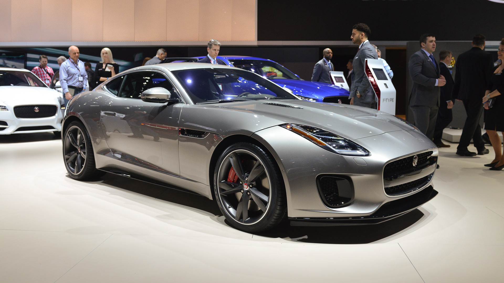 2018 Jaguar Ftype Becomes A Tamer Kitty With New 20