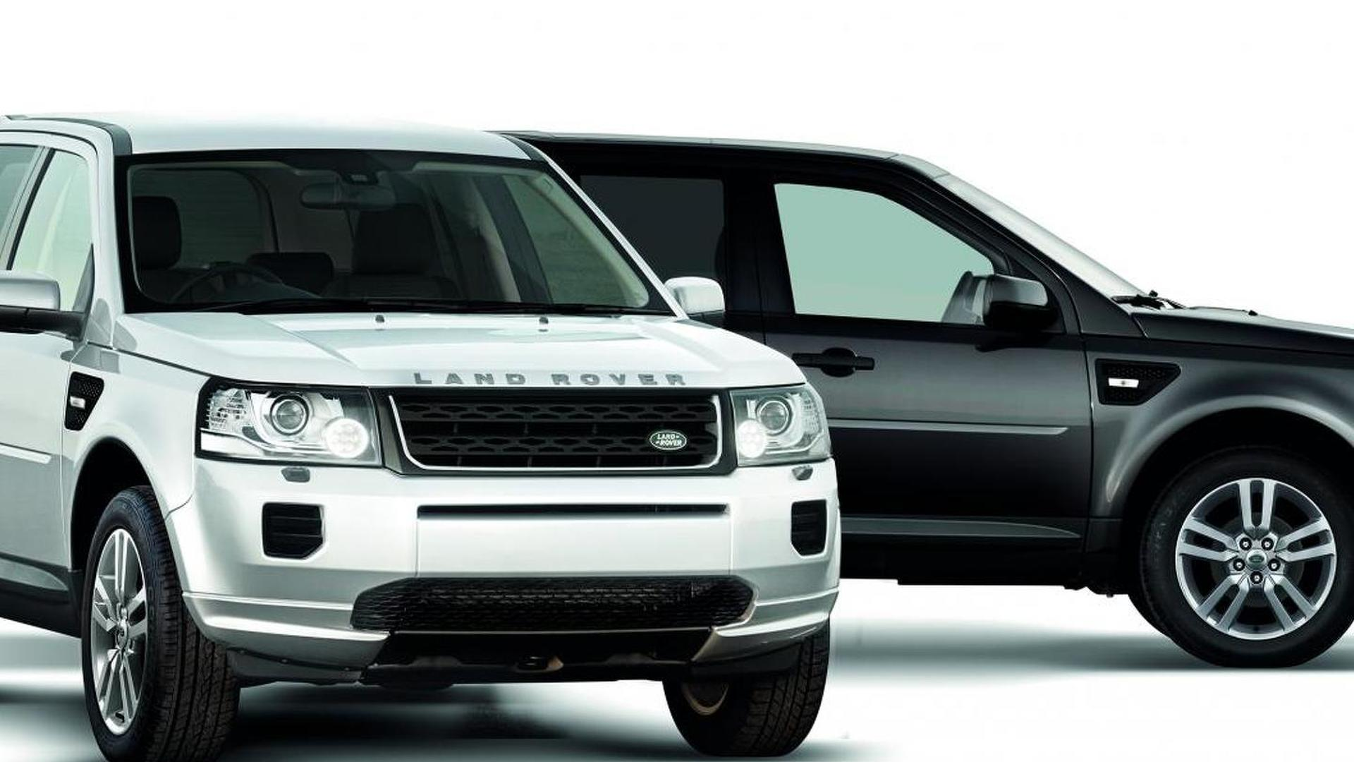 land rover freelander 2 News and Opinion