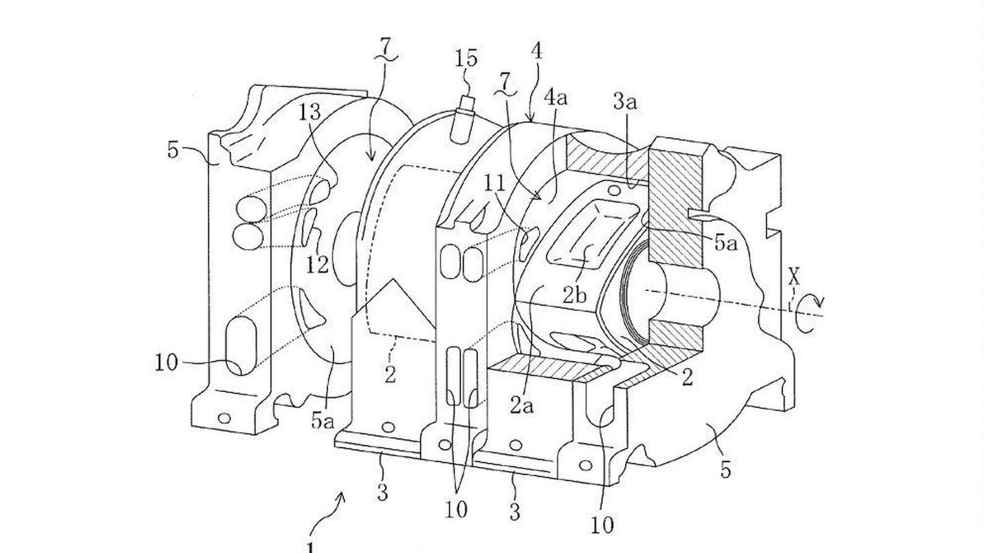 Rotary: Rotary Engine Diagram