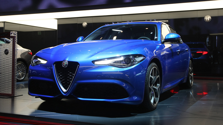 Awd Alfa Romeo Giulia Veloce Gets 280hp Turbo 20liter