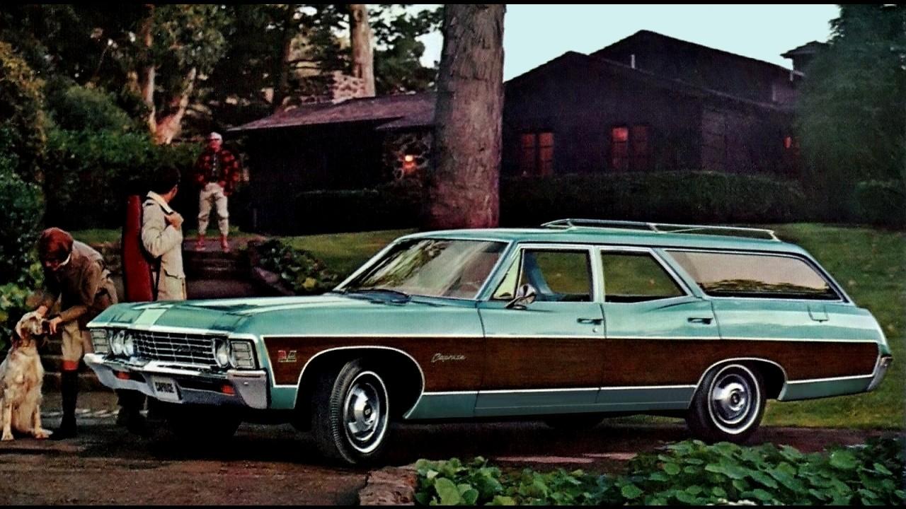 hight resolution of chevrolet caprice estate wagon